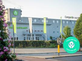 Campanile Hotel & Restaurant Brussels Vilvoorde, hôtel à Vilvorde près de: Aéroport de Bruxelles-National - BRU