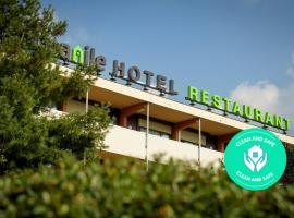 Campanile Hotel & Restaurant Vlaardingen, hotel Vlaardingenben