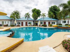 OYO 1131 Rendezvous Resort & Restaurant, hotel in Nong Prue