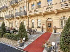 Spa Hotel Iris, hotel en Karlovy Vary