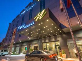 Naviti Warwick Al Khobar, hotel in Al Khobar