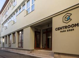 Centrooms Park Eger, hotel az Egerszalóki Termálfürdő környékén Egerben