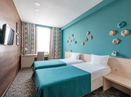 Бизнес-Отель Дипломат, отель в Нижнем Новгороде