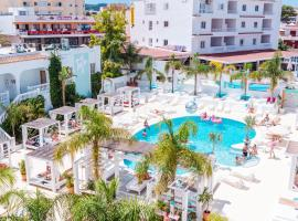 The Beach Star Ibiza - Adults Only, serviced apartment in San Antonio Bay