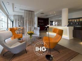 Holiday Inn Express Antwerpen City North, hotel near House of Literature, Antwerp