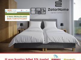 ZatorHome apartamenty - blisko Energylandii – hotel w Zatorze