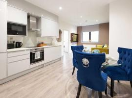 Luxury Serviced Apartments Clyde House, hotel in Milton Keynes