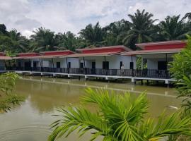 OYO 1169 Krabi House Private Lake View, hotell sihtkohas Klong Muang Beach