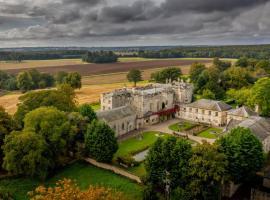 Hazlewood Castle & Spa, hotel near Bramham Park, Tadcaster