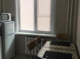 Апартаменты на Вокзальной., апартаменты/квартира в Пскове