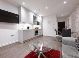 Luxury Serviced Apartments Milburn House, hotel in Milton Keynes