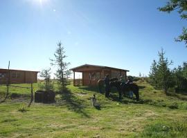 Armuli, casa o chalet en Reynistaður