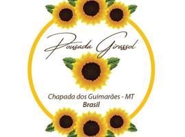 Pousada Girassol, apartment in Chapada dos Guimarães