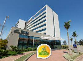 Royal Palm Tower Anhanguera, hotel near Campinas Shopping Center, Campinas