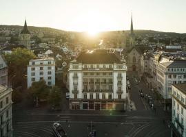 Savoy Baur en Ville, hotel near Main Railway Station Zurich, Zürich