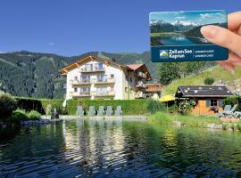 Berghotel Jaga-Alm, hotel v destinaci Zell am See