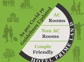 Hotel PrimeLand, hotel in Aurangabad