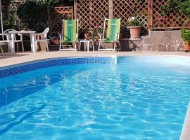 Albergo Hotel Garden Ristorante, hotell i Tabiano