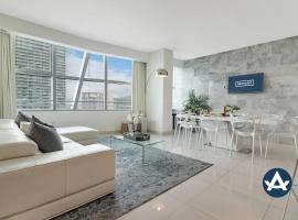 Conrad Hilton Brickell Unit 2602 (26th Floor) I Sextant, villa in Miami