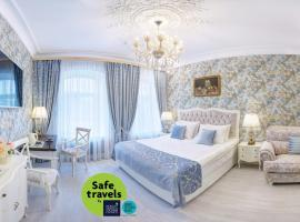 Rossi Boutique Hotel, hotel with pools in Saint Petersburg