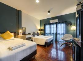 Siam Square House, holiday rental in Bangkok