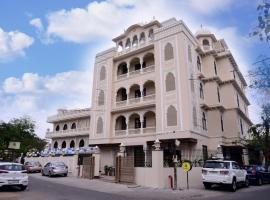 Laxmi Palace Heritage Boutique Hotel, hotel in Jaipur