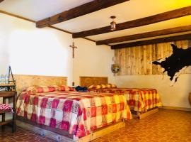 Cabañas el Pajar Rotamundos, hotel en Zacatlán
