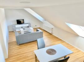 Top-Business-Apartment near Central Station, appartamento a Wolfsburg