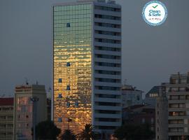 Sweet Atlantic Hotel & Spa, hotel em Figueira da Foz