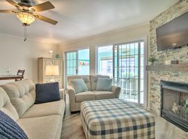 Luxe Updated Resort Escape Less Than 2 Mi to Rehoboth Beach, vacation rental in Rehoboth Beach