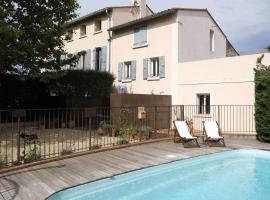 Bastide le Petit Clos - les 3 Gîtes, hotel with pools in Perpignan