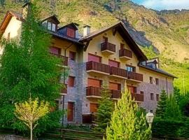 Apartament Boliera, hotel en Espot