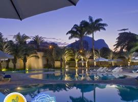 Wyndham Rio de Janeiro Barra, hotel with jacuzzis in Rio de Janeiro