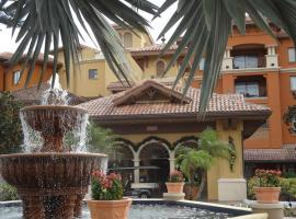 Club Wyndham Bonnet Creek, hotel perto de Typhoon Lagoon, Orlando
