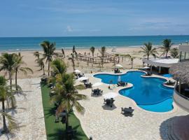 Hotel Arenas del Mar Resort, hotel con piscina en Tampico
