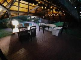 Sunbird Guest House, hótel í Harare