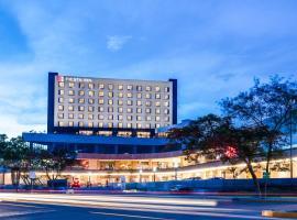 Fiesta Inn Tuxtla Fashion Mall, отель в городе Тустла-Гутьеррес