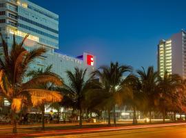 Fiesta Inn Cancun Las Americas, hotel near AMERIMED Hospital Cancun, Cancún