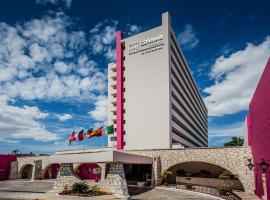 Gamma Merida El Castellano, отель в городе Мерида