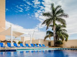 Fiesta Inn Tuxtla Gutierrez, отель в городе Тустла-Гутьеррес
