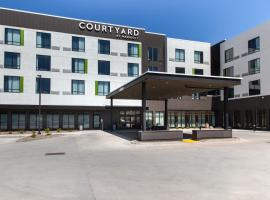Courtyard by Marriott Rapid City, hotel v destinaci Rapid City