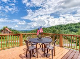 Amazing Grace, cabin in Sevierville