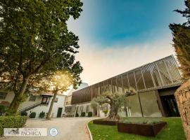 The Wine House Hotel - Quinta da Pacheca, hotel in Lamego