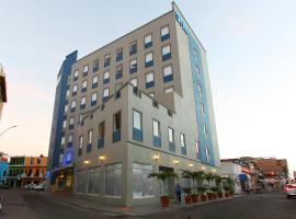 One Villahermosa Centro, hôtel à Villahermosa