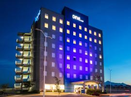 One Puebla Serdan, hotel en Puebla