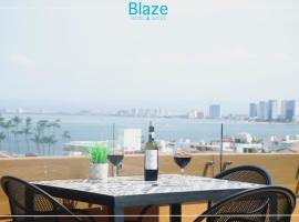 BLAZE Hotel & Suites Puerto Vallarta, hotel in Puerto Vallarta