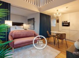 ON/SET Alfama - Lisbon Cinema Apartments, hotel near Santa Apolonia Metro Station, Lisbon
