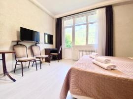 Apart hotel Mountain hill, апартаменты/квартира в Красной Поляне