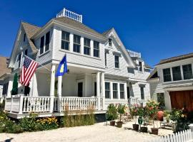 White Porch Inn, hotel near Race Point Beach, Provincetown