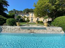 La Bastide de Ganay, B&B in Aix-en-Provence